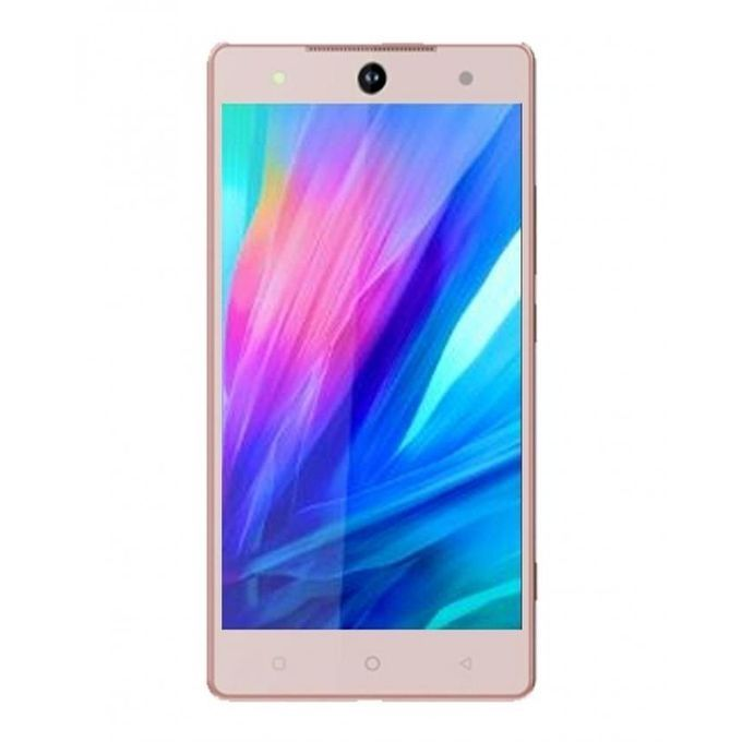 Tecno Camon C7 5 0-Inch HD IPS (2GB, 16GB ROM) Android 6 0, 13MP + 13MP  Smartphone - Rose Gold